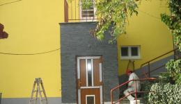 Po rekonštrukcií rodinného domu.